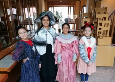 Visite du musée Horta - Ladies